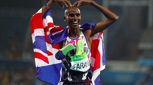 Mo Farah to run last ever British track race in Birmingham