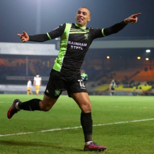 James Vaughan from Bury has signed for Sunderland