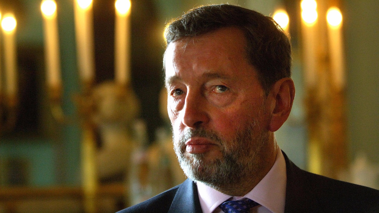 former sheffield mp david blunkett to return to yorkshire