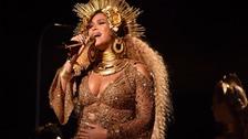 Beyoncé twins.