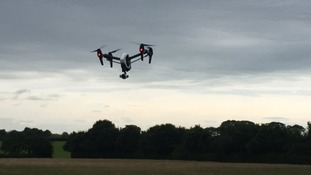 Devon and Cornwall Police launch UK's first drone unit