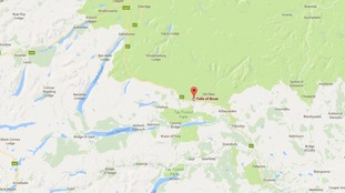 Body of east London man recovered from a gorge in Scotland