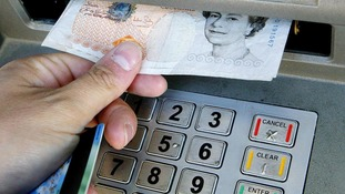 Warning over 'suspicious devices on cash points'
