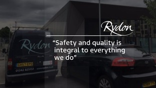 Rydon rejected the claims that it carried out unsafe work.