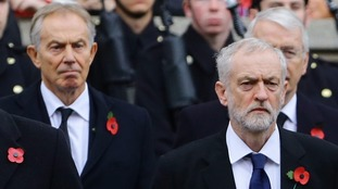 Tony Blair says Jeremy Corbyn could now win an election from a hard left position