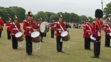 Crowds turn out for Colchester Garrison show