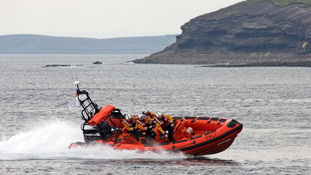 Eight footballers rescued from Co Donegal riptide