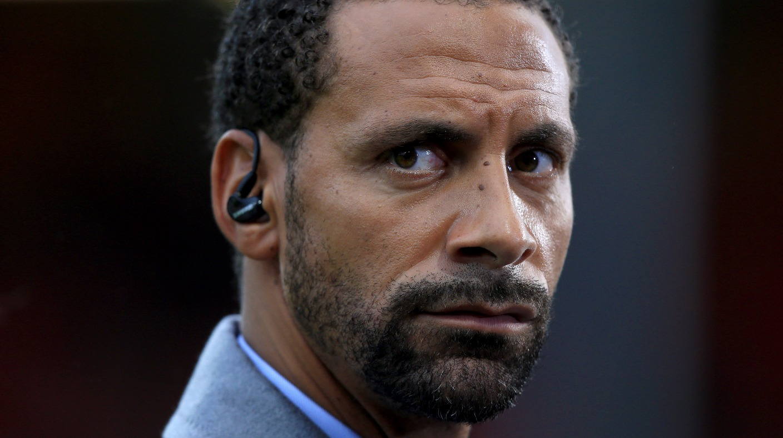 Rio Ferdinand ITV News