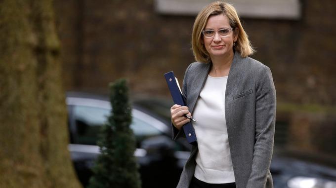 Home Secretary Amber Rudd described the recent spate of acid attacks as