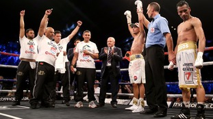 Lee Selby defends title with unanimous points win