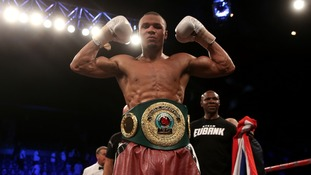 Chris Eubank Jnr unanimously defends his IBO world super-middleweight title with win over Arthur Abraham