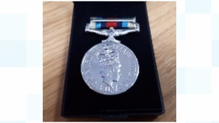Appeal for help to reunite veteran with medal