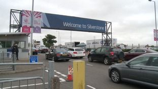 Thousands head to the British Grand Prix at Silverstone