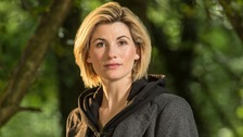 Broadchurch star Jodie Whittaker was unveiled in an advert following the men's Wimbledon final.