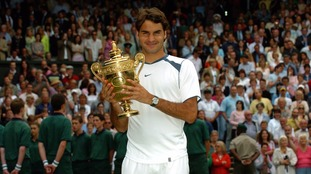 Federer defeated Roddick in two consecutive finals.