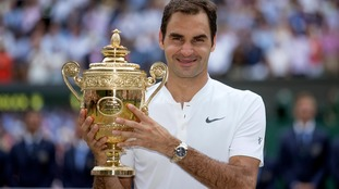 Five years since his last Wimbledon trophy, the Swiss secured his eight.