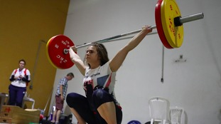 Team GB weightlifter misses championships in protest over funding