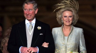 Charles and Camilla were married in 2005.