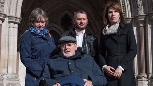 Noel Conway: Terminally ill man brings review over assisted dying law in 'fight for choice'