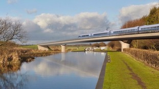 HS2: Homes to be demolished to make way for new route