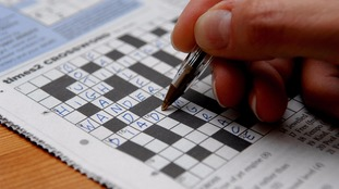A daily crossword 'can sharpen the brain', say scientists