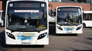 The assault took place on the 75 Reays bus that operate around Cumbria.