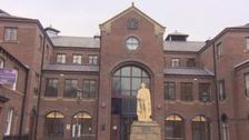 Daniel James Roberts was sentenced to 15 months in jail at Carlisle Crown Court