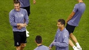 Bale/Ronaldo