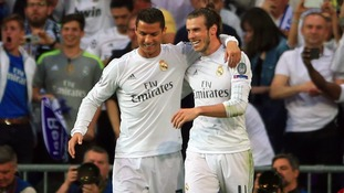 Bale in the dark about Ronaldo future - but hopes he will stay at Real Madrid