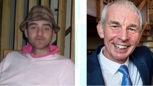 29-year-old Daniel Timbers and 56-year-old Barry Joy.