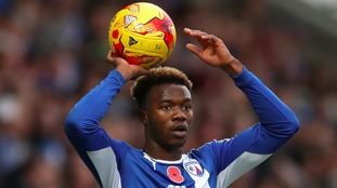 Gboly Ariyibi will spend the season on loan at MK Dons.