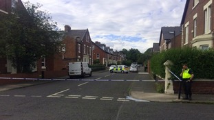 Police have arrested a man in connection with the murder of a man in Heaton on July 13