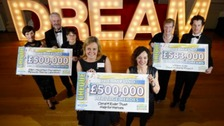 Charities & community groups are encouraged to apply for People's Postcode Lottery's Dream Fund