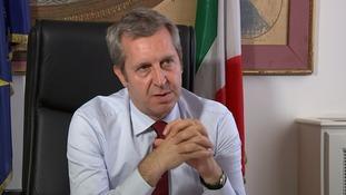 Benedetto Della Vedova, Italian Deputy Foreign Minister