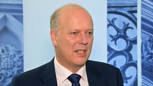 Transport Secretary Chris Graying has sought to reassure residents who are affected.