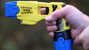 More officers to be armed with Tasers to 'keep public safe'