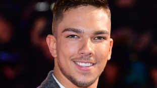 X Factor winner Matt Terry 'nearly shot' while recording new album