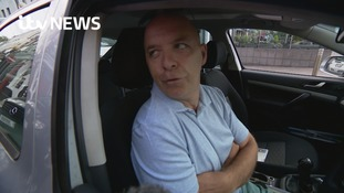 Taxi driver, Graham Coyle, has accused the Minister of lying.