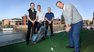 US golf tech company unveils NI international offices