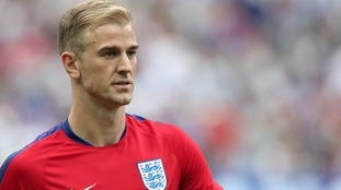 West Ham sign Joe Hart on a season long loan from Manchester City