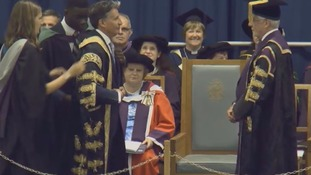 Lord Coe becomes Loughborough University Chancellor