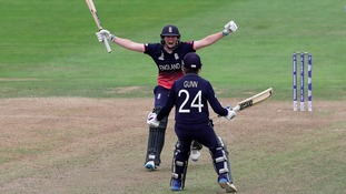England women reach Cricket World Cup Final