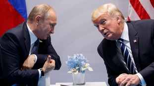 Trump and Putin met twice at G20 Summit