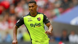 Exeter City's Ollie Watkins sold for club record fee