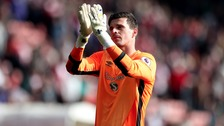 Jakupovic is Leicester's third signing of the summer.