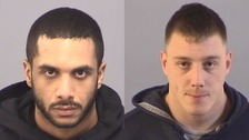 Men jailed over £30,000 cash-delivery van robbery