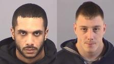 Men jailed over £30,000 cash-delivery van robbery