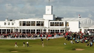 Record crowds expected at The Open championship at Royal Birkdale