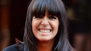 Claudia Winkleman was the highest paid female star - and the only woman in the top ten