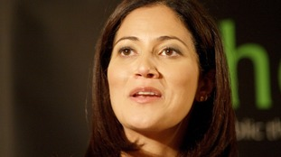 Mishal Husain was the highest-paid BAME star.